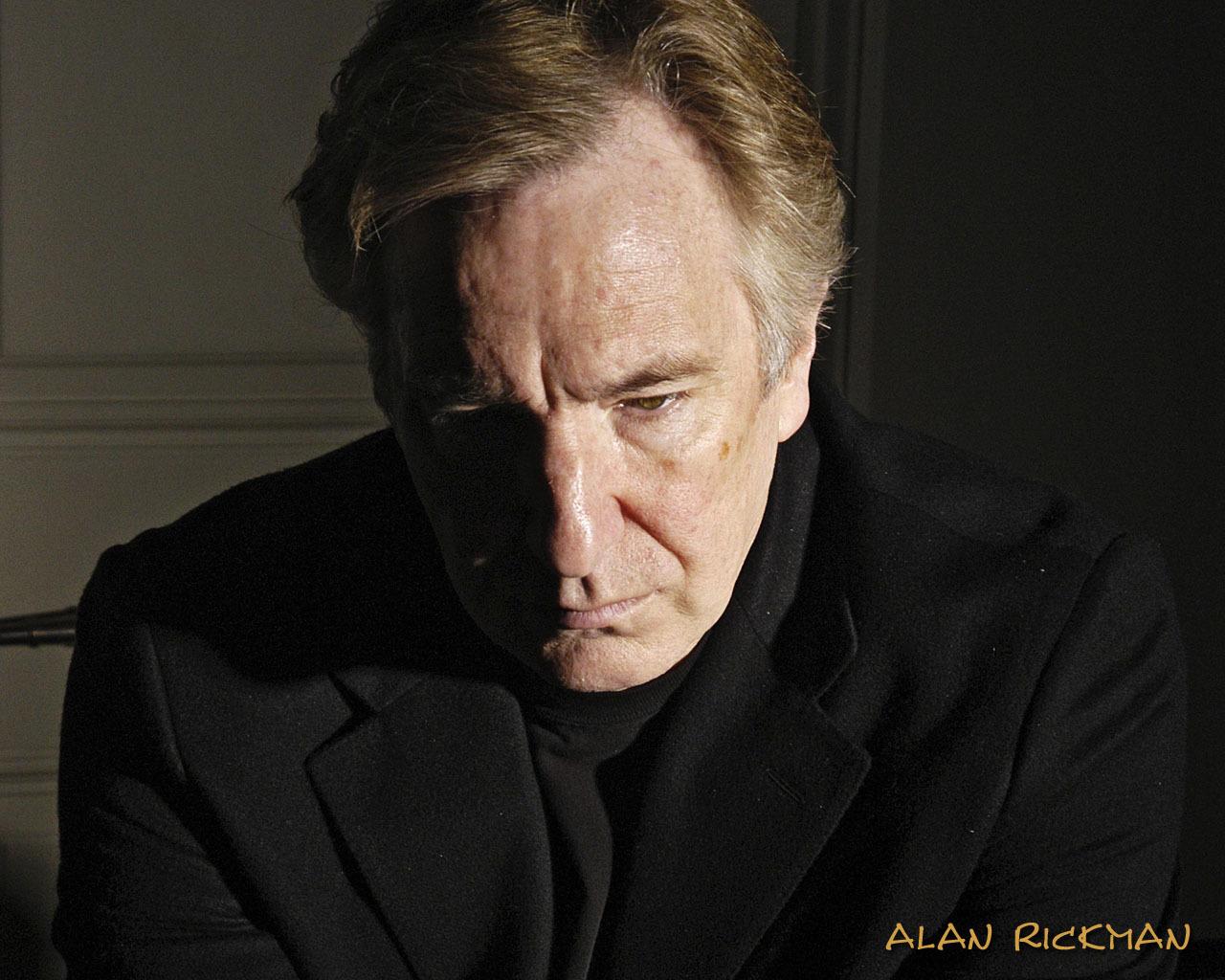 photo Alan Rickman telechargement gratuit