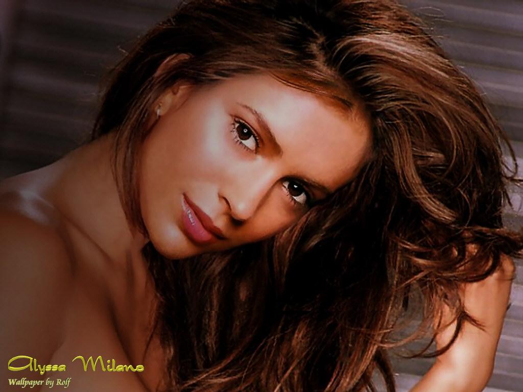 photo Alyssa Milano telechargement gratuit