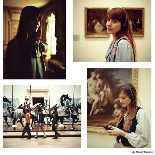 photo Au Revoir Simone telechargement gratuit