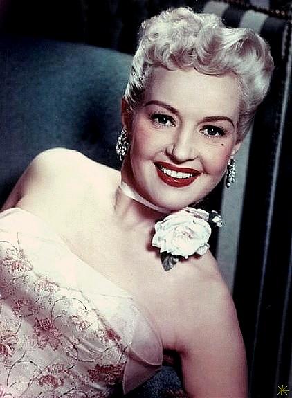 photo Betty Grable telechargement gratuit