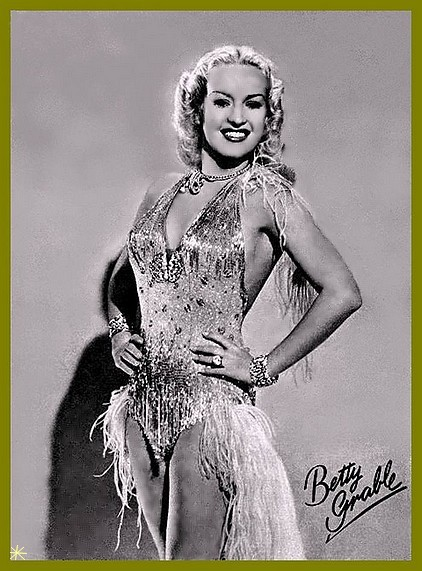 photo Betty Grable telechargement gratuit