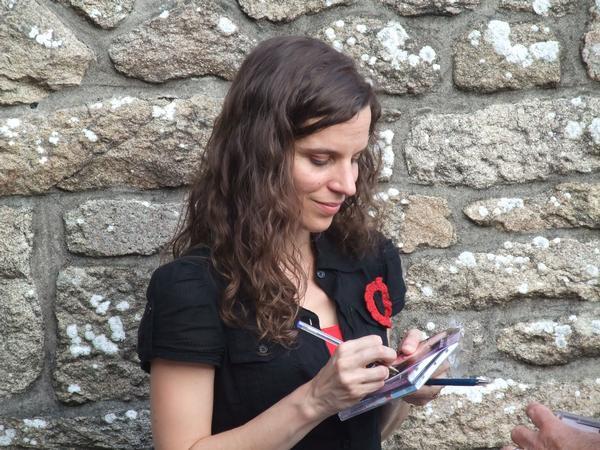 photo Clarisse Lavanant telechargement gratuit
