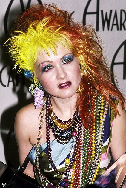 photo Cyndi Lauper telechargement gratuit