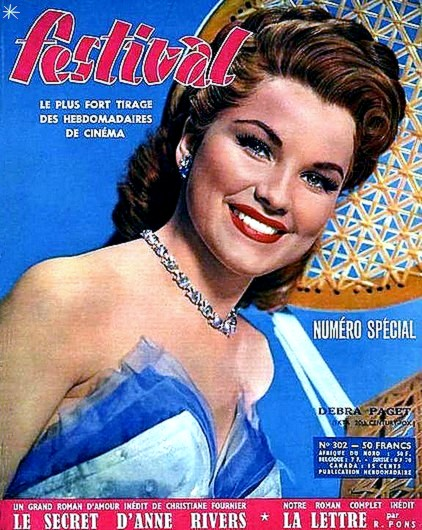 photo Debra Paget telechargement gratuit