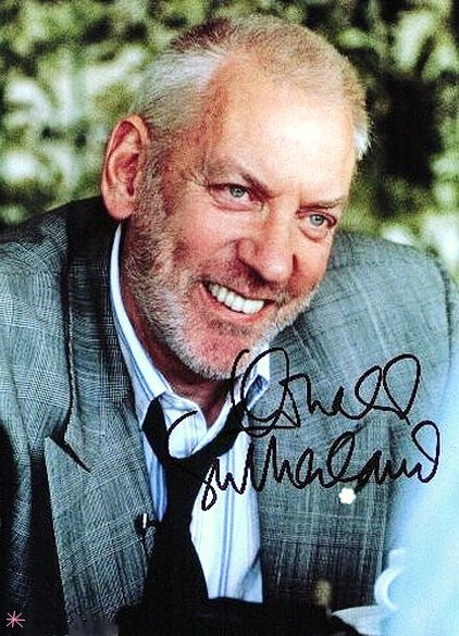 photo Donald Sutherland telechargement gratuit