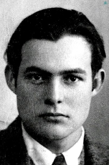 photo Ernest Hemingway telechargement gratuit