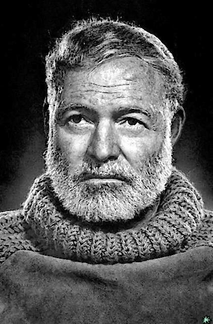 photo Ernest Hemingway telechargement gratuit