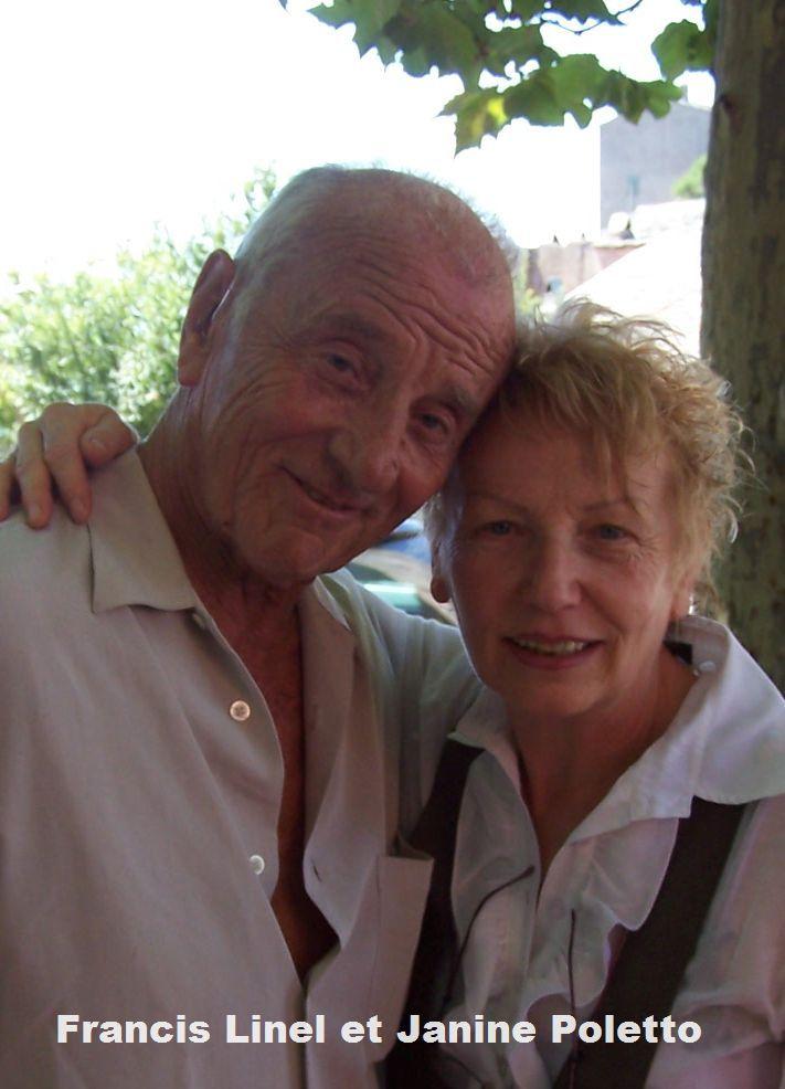 photo Francis Linel et Janine Poletto telechargement gratuit