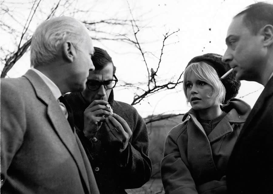photo Gerard Oury et Brigitte Bardot telechargement gratuit