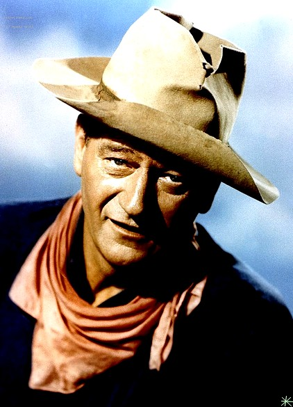 photo John Wayne telechargement gratuit