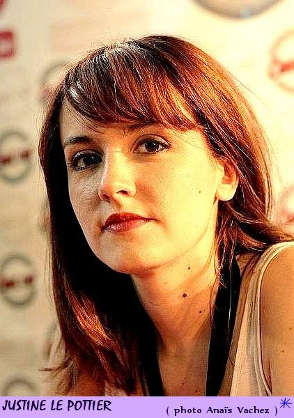 photo Justine Le Pottier telechargement gratuit