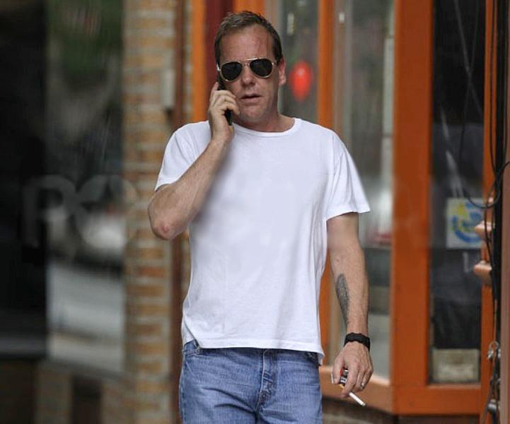 photo Kiefer Sutherland telechargement gratuit