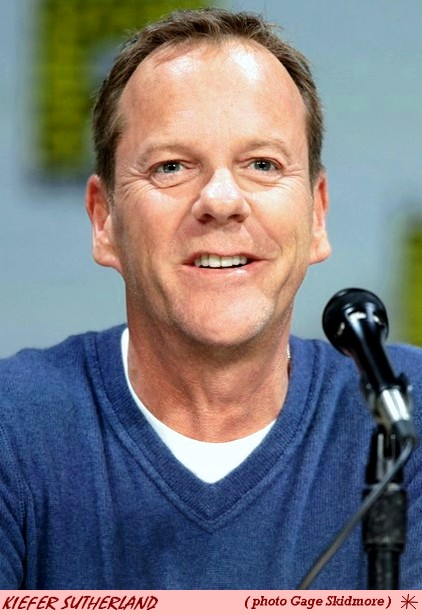 photo Kiefer Sutherland telechargement gratuit