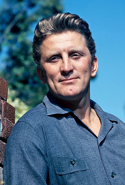 photo Kirk Douglas telechargement gratuit