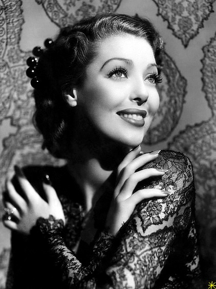 photo Loretta Young telechargement gratuit