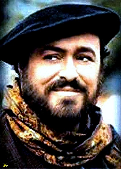 photo Luciano Pavarotti telechargement gratuit