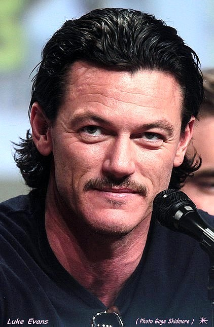 photo Luke Evans telechargement gratuit