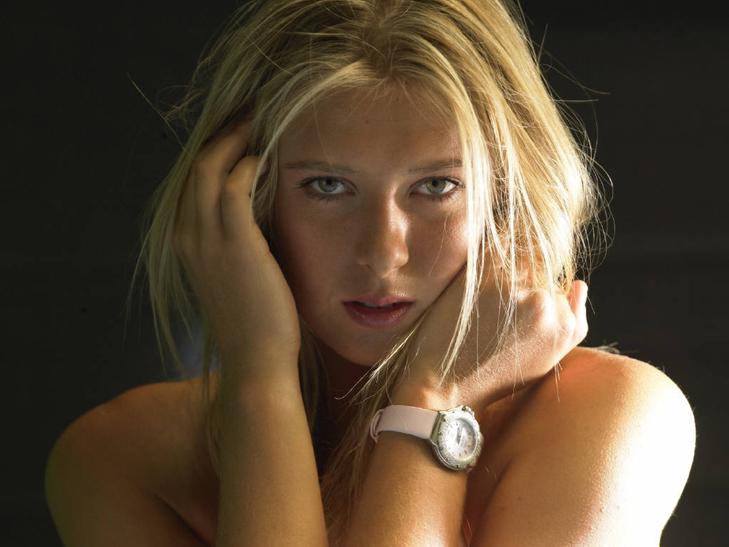 photo Maria Sharapova telechargement gratuit