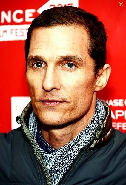 photo Matthew McConaughey telechargement gratuit