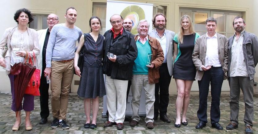 photo Amélie Nothomb, Daniel Mesguich et Melissa Mourer Ordener - Grand Prix du Livre Audio 2013 telechargement gratuit