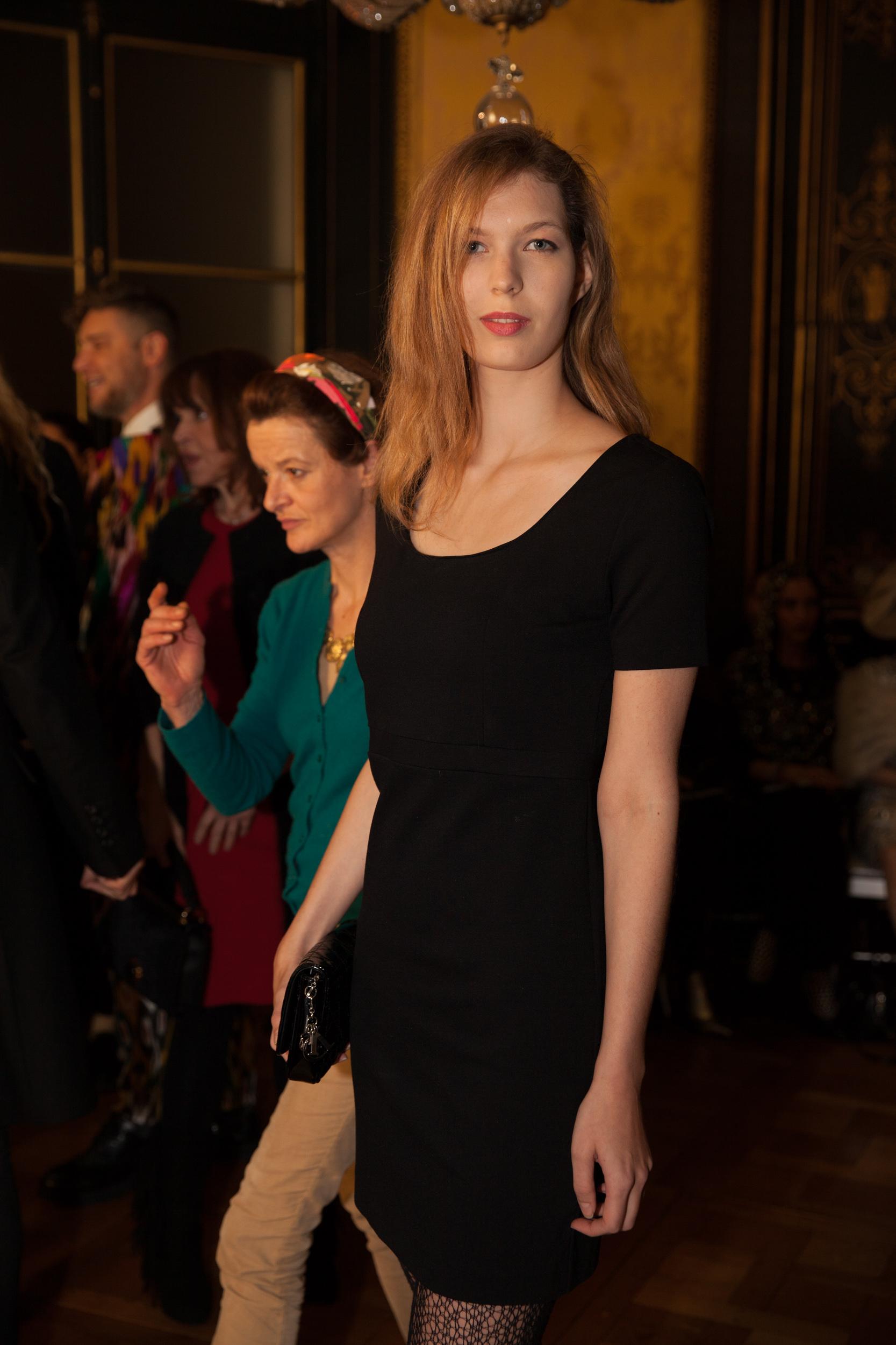 photo Melissa Mourer Ordener attends Paris Haute Couture Fashion Week telechargement gratuit