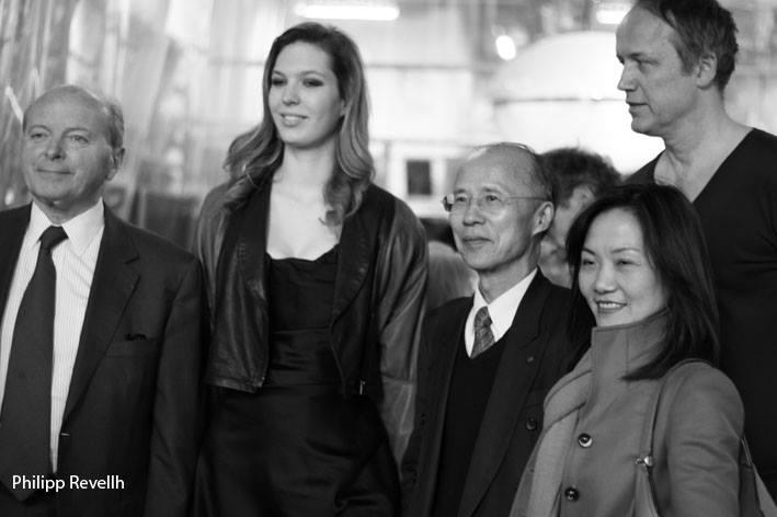 photo Monsieur le Ministre Jacques Toubon, Muse Melissa Mourer Ordener, Monsieur l'Ambassadeur Michel Lu & Marcus Kreiss - SFE TV Party telechargement gratuit