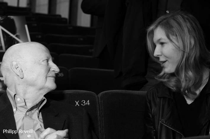photo Gilles Jacob President of Cannes Film Festival and Melissa Mourer Ordener telechargement gratuit