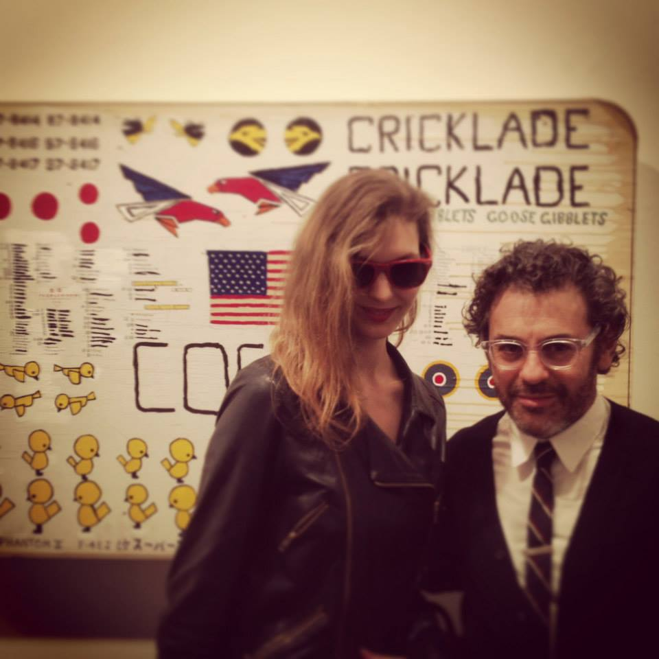 photo Melissa Mourer Ordener & artist Tom Sachs telechargement gratuit