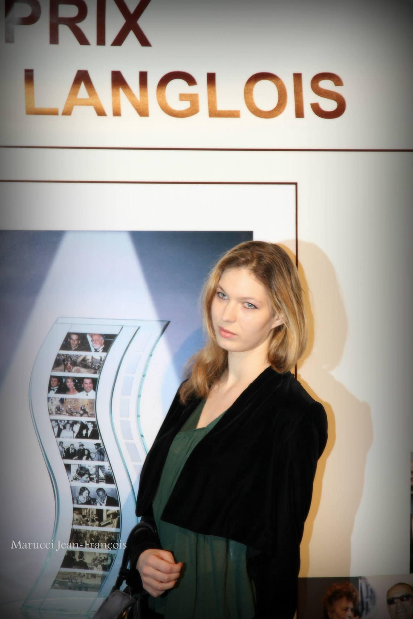 photo Melissa Mourer Ordener attend Prix Henri Langlois at UNESCO telechargement gratuit