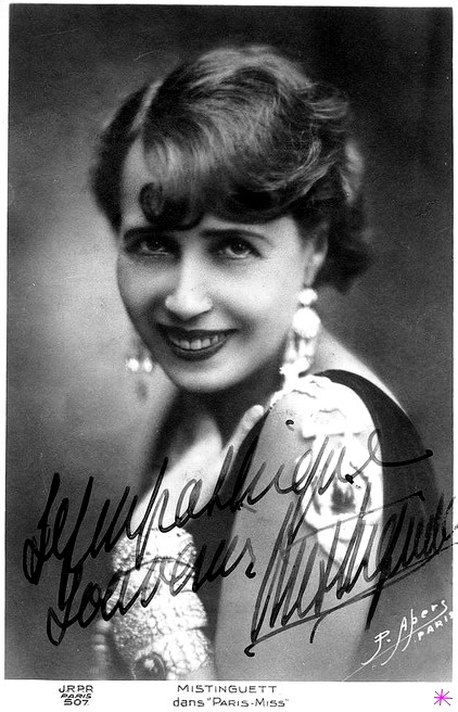 photo Mistinguett telechargement gratuit