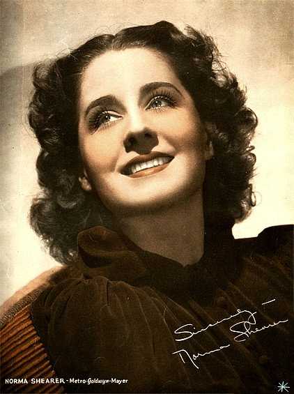photo Norma Shearer telechargement gratuit