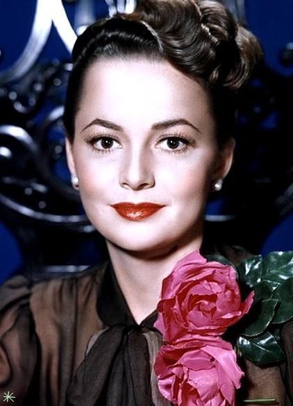 photo Olivia de Havilland  telechargement gratuit