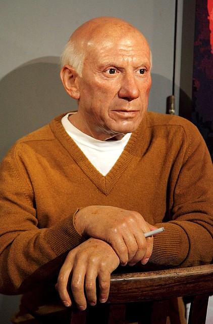 photo Pablo Picasso telechargement gratuit