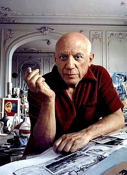 photo Pablo Picasso telechargement gratuit