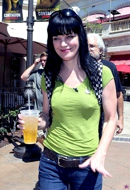 photo Pauley Perrette telechargement gratuit