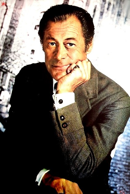 photo Rex Harrison telechargement gratuit