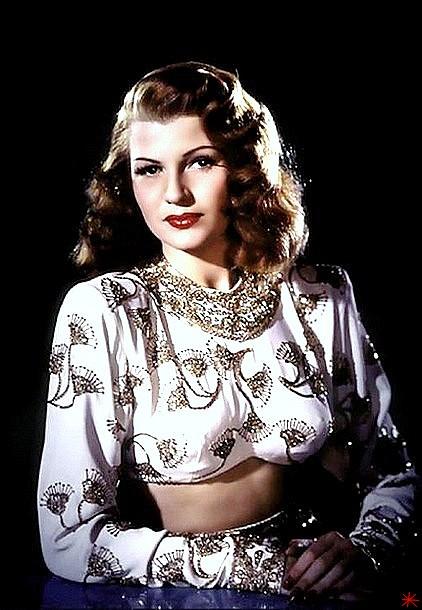 photo Rita Hayworth telechargement gratuit