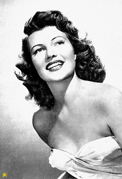 photo Rita Hayworth telechargement gratuit
