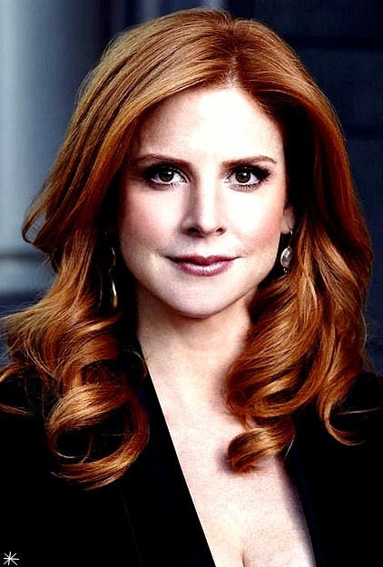 photo Sarah Rafferty telechargement gratuit