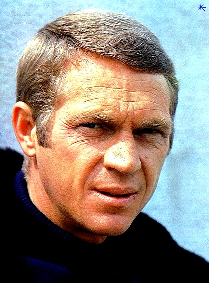 photo Steve McQueen telechargement gratuit