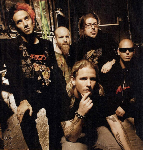 photo Stone Sour telechargement gratuit