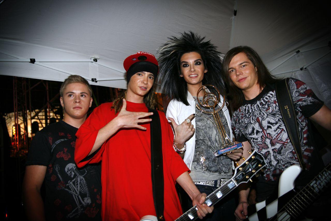 photo Tokio Hotel telechargement gratuit