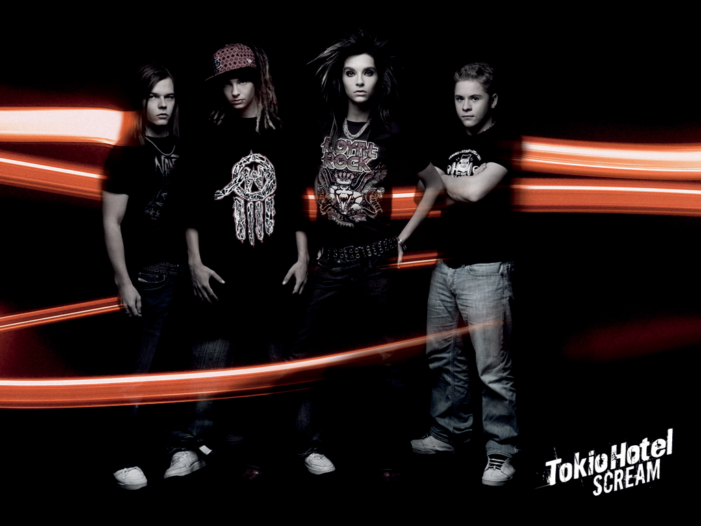 photo Tokio Hotel telechargement gratuit