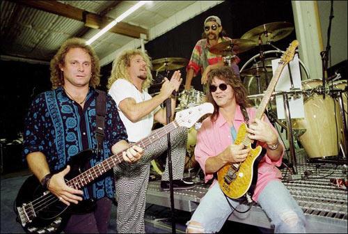 photo Van Halen telechargement gratuit