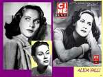wallpaper Alida Valli  telechargement gratuit