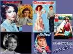 wallpaper Françoise Arnoul telechargement gratuit