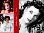 wallpaper Maureen OHara en telechargement gratuit