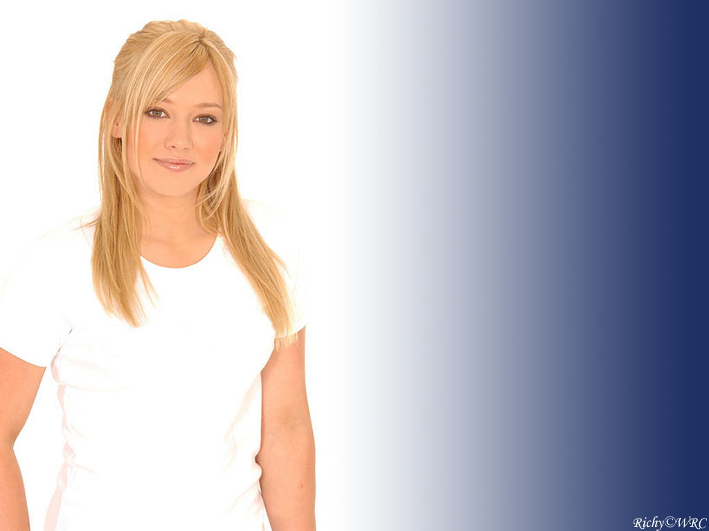 wallpaper Hilary Duff telechargement gratuit