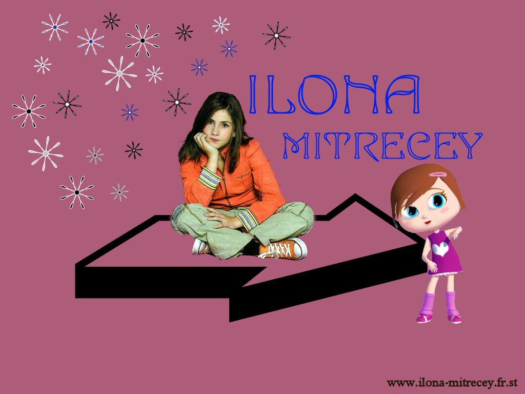 wallpaper Ilona Mitrecey telechargement gratuit
