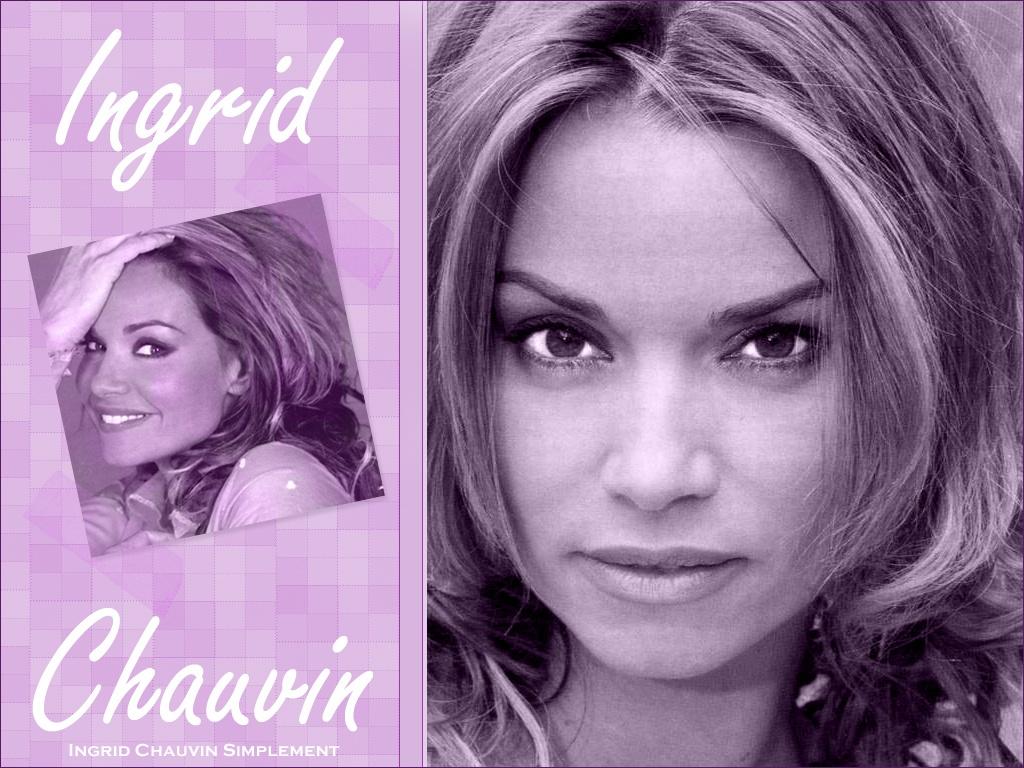 wallpaper Ingrid Chauvin telechargement gratuit